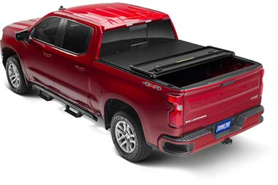 Tonnopro Hard Tri Fold Tonneau Cover Folding Truck Bed Cover Autoanything