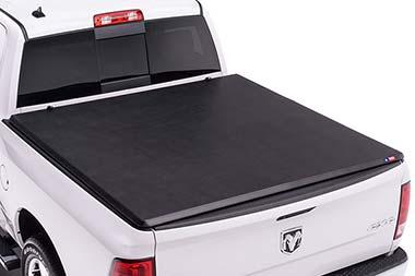 Nissan Titan American Tonneau Hard Tri-Fold Tonneau Cover