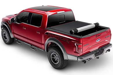 Ford F-250 BAK Revolver X4 Roll-Up Tonneau Cover