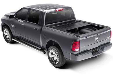 Ford F-150 BAK Vortrak Tonneau Cover