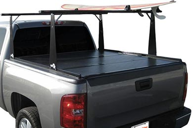GMC C/K 3500 BAK BAKflip CS-F1 Tonneau Cover with BAKBox 2 Toolbox