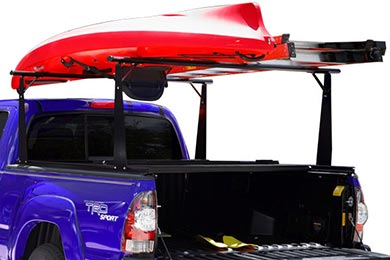 Ford F-350 BAK BAKflip CS Tonneau Cover with BAKBox 2 Toolbox