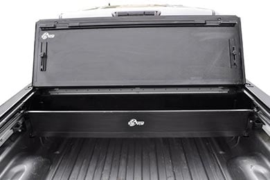 Ford F-250 BAK BAKFlip G2 Tonneau Cover with BAKBox 2 Toolbox