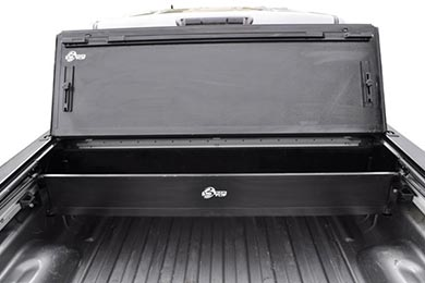 Dodge Ram BAK BAKFlip G2 Tonneau Cover with BAKBox 2 Toolbox