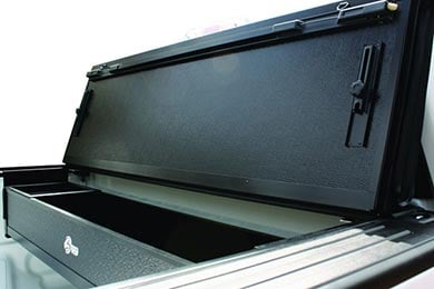Ford F-350 BAK BAKFlip VP Tonneau Cover with BAKBox 2 Toolbox