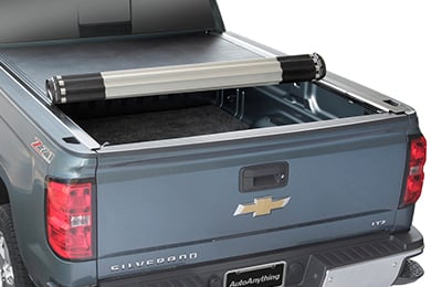 Ford F-150 BAK Revolver X2 Roll-Up Tonneau Cover