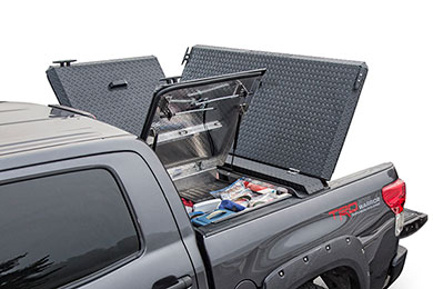 Ford F-350 DiamondBack 270 Truck Bed Cover