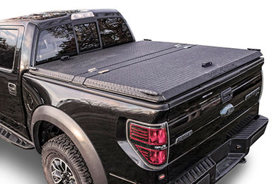 Toyota Tacoma DiamondBack SE Truck Bed Cover