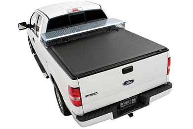 Toyota Tundra Extang Express Roll-Up Toolbox Tonneau Cover
