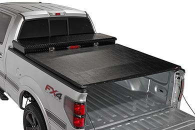 Ford F-250 Extang Toolbox Tonneau Cover