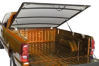 Ford F-250 Lund Genesis Elite Hinged Tonneau Cover