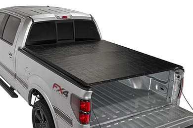 Ford F-350 Lund Genesis Snap Soft Tonneau Cover
