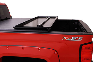 Ford F-150 Lund Hard Fold Tonneau Cover