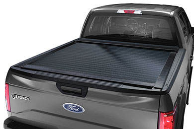 Pace Edwards Switchblade Metal Retractable Tonneau Cover