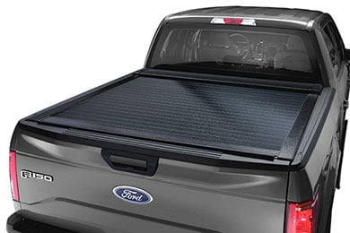 Toyota Tacoma Pace Edwards Switchblade Metal Retractable Tonneau Cover
