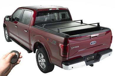 Chevy Colorado Pace Edwards UltraGroove Electric Metal Tonneau Cover