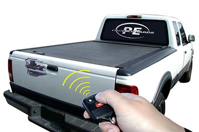 Chevy Silverado Pace Edwards PowerGate Tailgate Lock