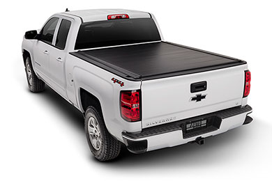 Ford F-150 ProZ UltraTrack Premium Retractable Tonneau Cover