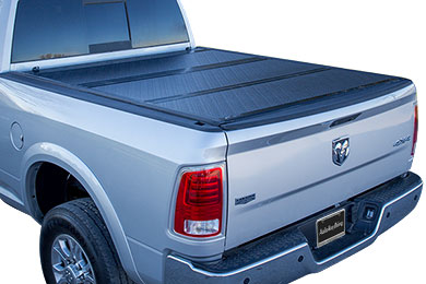 Ford F-350 ProZ ProFold Premium Tri-Fold Tonneau Cover