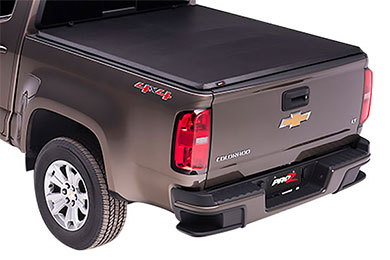 Chevy Colorado ProZ SoftFold Premium Tri-Fold Tonneau Cover