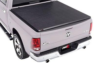 Nissan Titan ProZ TuffFold Premium Tri-Fold Tonneau Cover