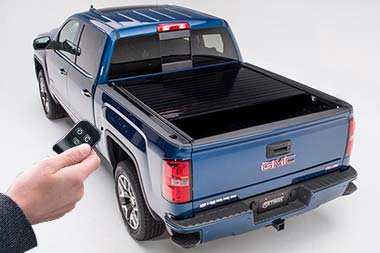 Chevy Colorado Retrax PowertraxPRO Tonneau Cover