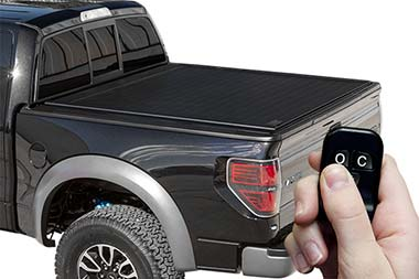 Nissan Titan Retrax PowertraxPRO MX Tonneau Cover