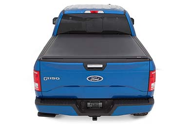 GMC Sierra Stampede Roll Up Tonneau Cover