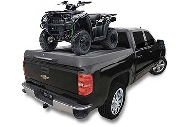 Steel Force Tonneau Cover