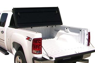 Nissan Frontier TonnoPro HardFold Tri Fold Tonneau Cover