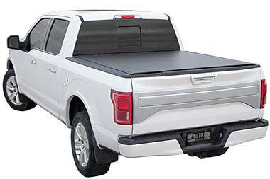 TonnoSport Tonneau Cover by Access Installed on Ford Pickup Truck