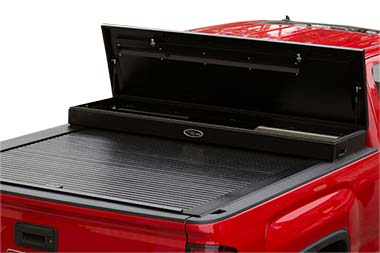 Truck Covers Usa American Work Toolbox Tonneau Cover Tool Box Truck Bed Cover Autoanything