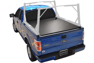 Ford F-350 TruXedo Lo Pro QT Invis-A-Rack Tonneau Cover