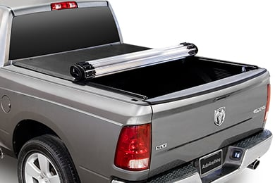 Dodge Dakota TruXedo Titanium Hard Rolling Tonneau Cover