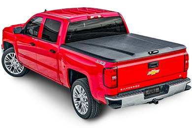 Ford F-150 UnderCover Elite Tonneau Cover