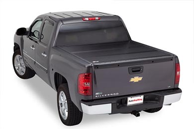 Chevy Silverado BAK BAKFlip G2 Hard Folding Tonneau Cover