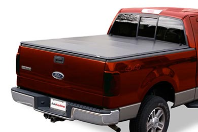 Ford F-150 Lund Genesis Tri-Fold Tonneau Cover