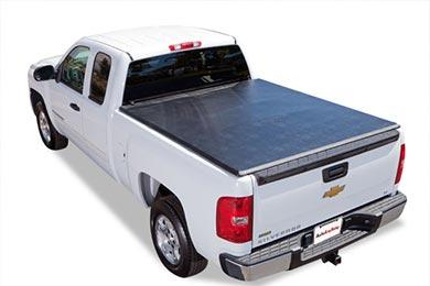 Chevy Silverado TonnoPro TonnoFold Tri-Fold Tonneau Cover