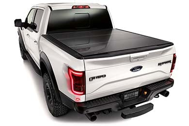 GMC Canyon WeatherTech Hard Tri-Fold AlloyCover Tonneau Cover