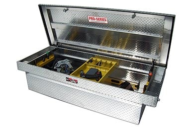 Chevy Avalanche Brute Pro-Series Full Lid Crossover Tool Box