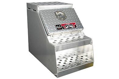 GMC Sierra Brute Pro-Series HD Step Box