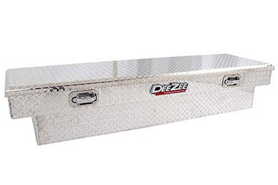 Ford F-150 Dee Zee Red Label Single-Lid Crossover Tool Box