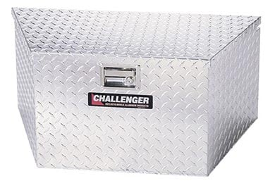 GMC Sierra Lund Challenger Trailer Tongue Storage Box