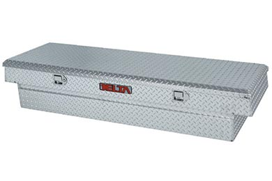 Toyota Pickup Delta Aluminum Single Lid Crossover Toolbox