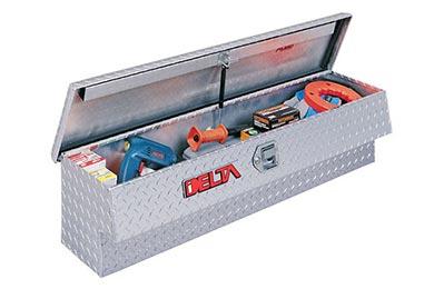 GMC Sierra Delta Aluminum Innerside Toolbox