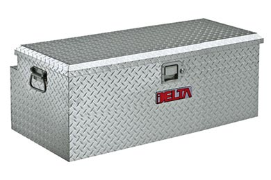 GMC Sierra Delta Aluminum Portable Utility Chest