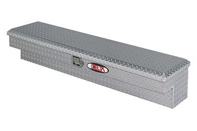 Dodge Ram Delta Aluminum Innerside Toolbox - Gen 2