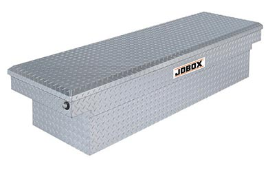 JOBOX Aluminum Single Lid Crossover Toolbox