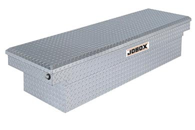 GMC Sonoma JOBOX Aluminum Single Lid Crossover Toolbox