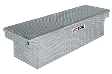 Ford Ranger JOBOX Aluminum Single Lid Deep & Wide Crossover Toolbox